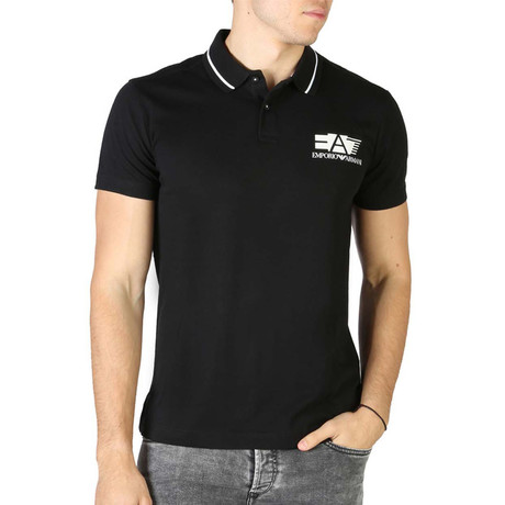 Polo Shirt V2 // Black (S)