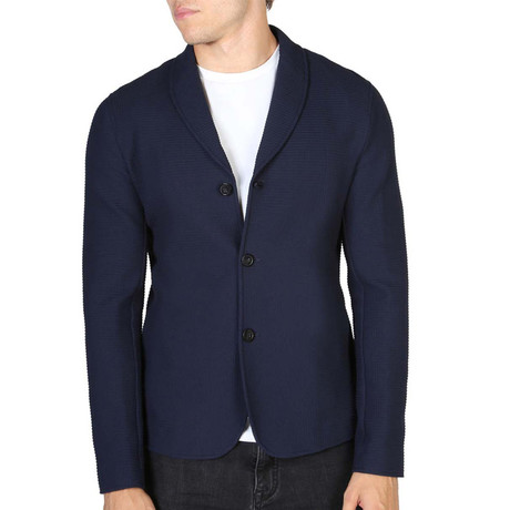 Ringo Formal Jacket // Blue (Euro: 44)