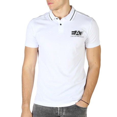 Polo Shirt V3 // White (S)