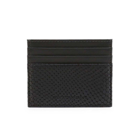 Card Holder Wallet // Black