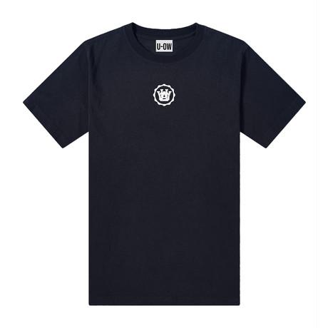 College T-Shirt // Navy (S)