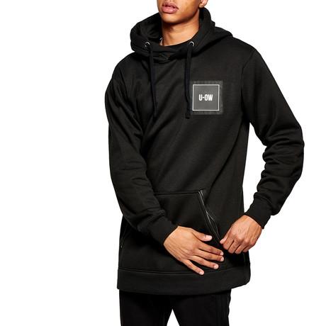 Technical Hoody // Black (S)