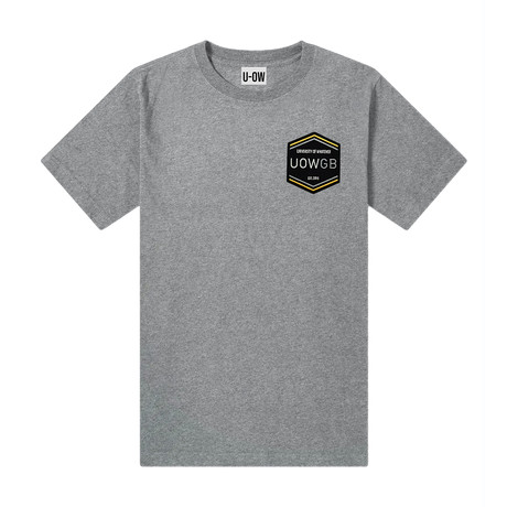 College T-Shirt // Gray (S)