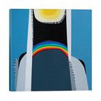 "Rainbow Mood (18""W x 18""H x 1.5""D)"