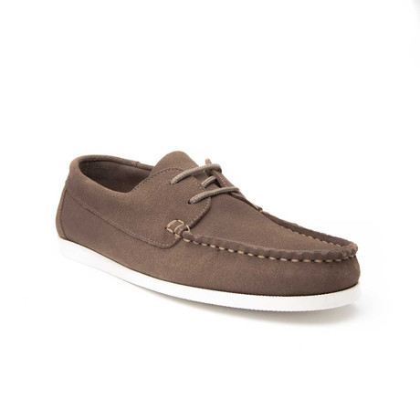 Quebramar Nautical Shoe // Taupe (Euro: 40)