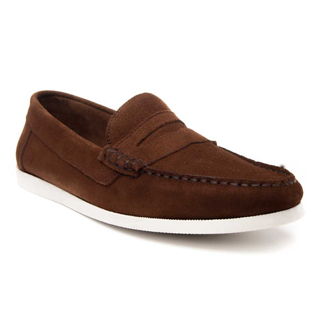 Portugalia Moccasin // Brown (Euro: 40)