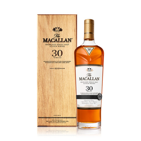 Macallan 30 Year Sherry Oak // 750 ml