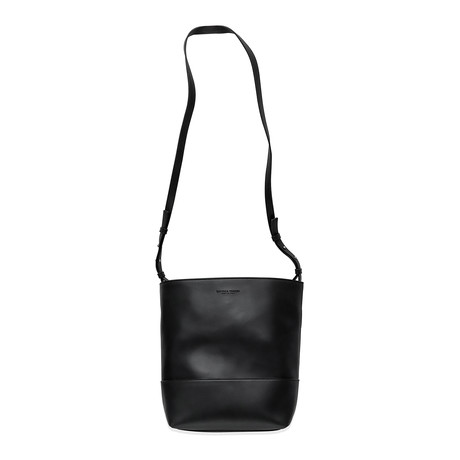 Bottega Veneta // Women's Bucket Bag // Black