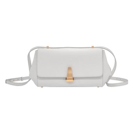 Bottega Veneta // Women's Angle Bag // Plaster