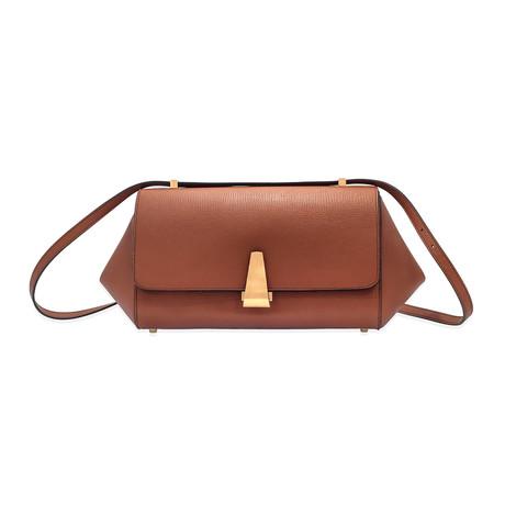 Bottega Veneta // Women's Angle Bag // Brown