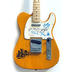 Allman Brothers Band // Autographed Fender Guitar // Signed By 7