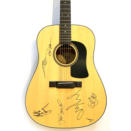 Pearl Jam // Autographed Guitar