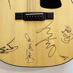Pearl Jam // Autographed Guitar