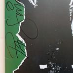 The Clash // Autographed (Debut) Vinyl Record Album