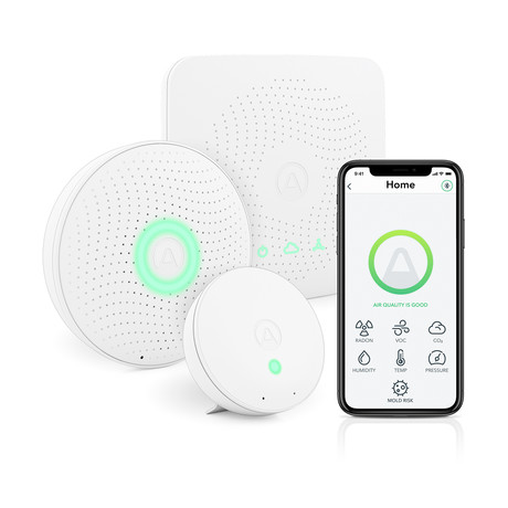 Ultimate Indoor Air Quality Monitoring System Bundle
