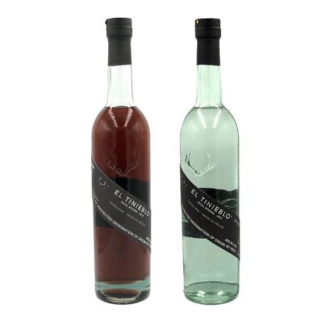 Joven + Añejo Mezcal // Set of 2 // 750 ml Each