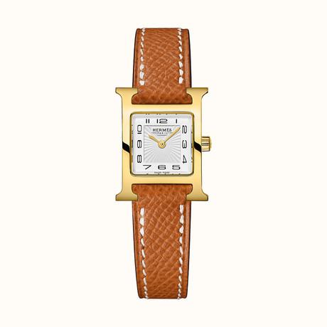 Hermes Ladies H Hour Quartz // HH1.101.131/UU35 037893WW00 // Store Display