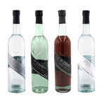 El Tinieblo Full Mezcal Bar // Set of 4 // 750 ml Each