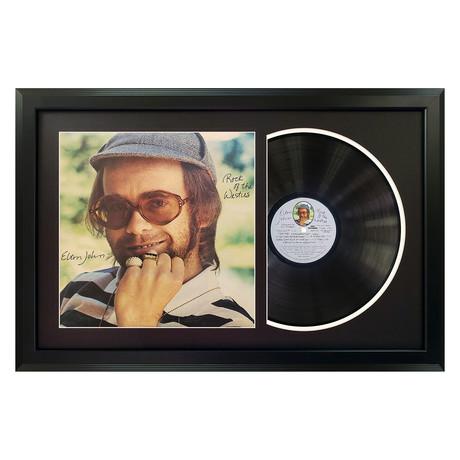 Elton John // Rock of the Westies (White Mat)