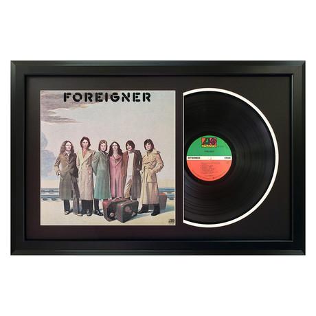 Foreigner // Foreigner (White Mat)