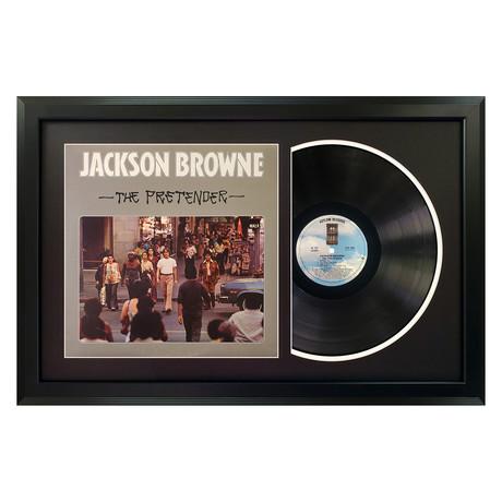 Jackson Browne // The Pretender (White Mat)