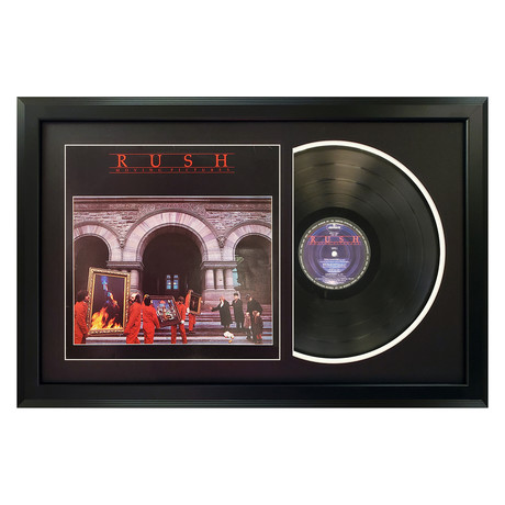 Rush // Moving Pictures (Black Mat)
