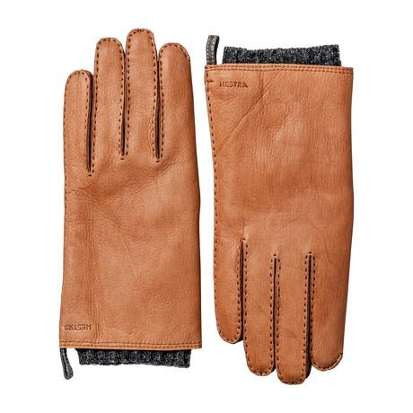 Tony Leather Gloves // Cork (Size: 7)