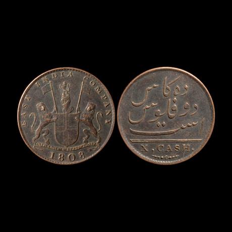 Shipwreck Treasure Coin, Sunk 1809 // Random