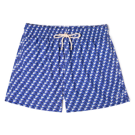 Costa Brava By Night X Thomas Danthony Classic Swim Shorts // Blue (Small)