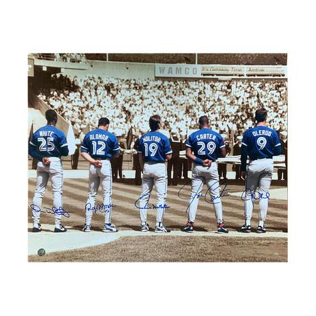 WAMCO // Toronto Blue Jays // Multi-Signed Limited Edition Photo