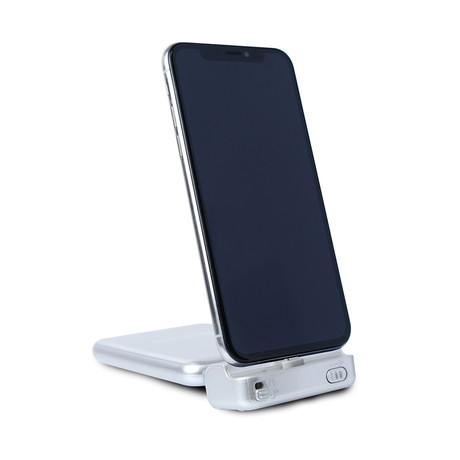 RC Hinge // Silver (Apple Lightning)