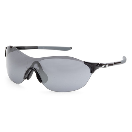 Men's EVZero Swift OO9410-01 38mm Sunglasses // Polished Black + Black Iridium