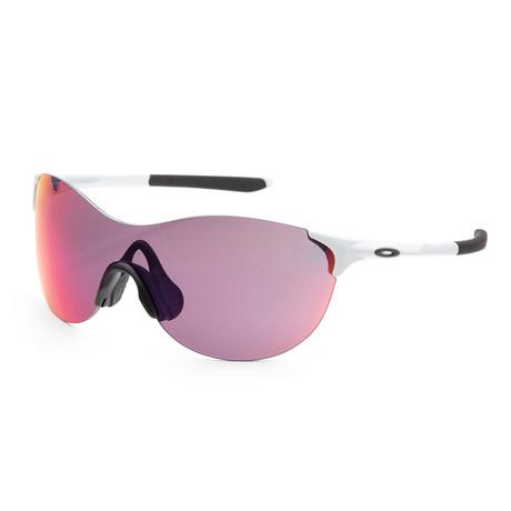 Men's EVZero Ascend OO9453-02 37mm Sunglasses // Polished White + Prizm Road