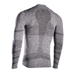 Iron-Ic // Long Sleeve T-Shirt // Gray (L/XL)