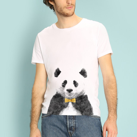 Zhu T-Shirt // White (S)