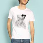 Don't Let The Sun Go Down T-Shirt // White (S)