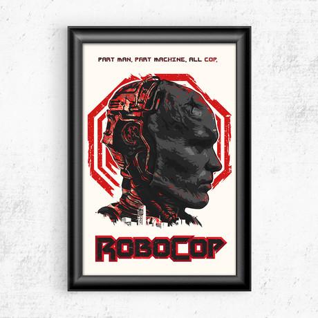 """Robocop (11""""W x 17""""H)"""