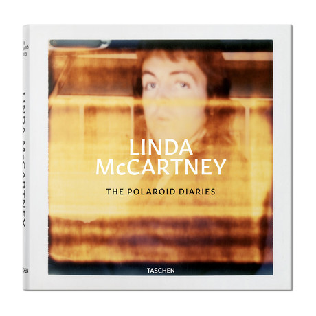 Linda McCartney // Polaroids