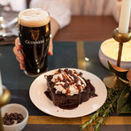Guinness Chocolate Stout Loaf Cake // Set of 2 // 10 oz Each