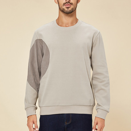 Bradley Sweater // Apricot (Medium)