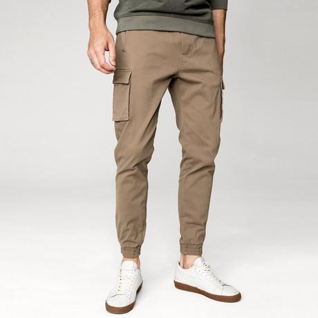 Carter Pants // Khaki (29)