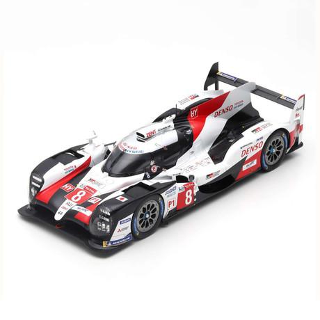 1/18 TOYOTA TS050 HYBRID - N#8 TOYOTA GAZOO Racing Winner 24H Le Mans 2019 - S. Buemi - K. Nakajima - F. Alonso