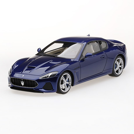 1/18 2018 Maserati GranTurismo MC