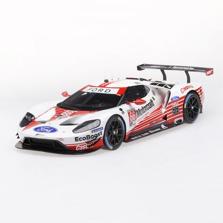 1/18 Ford GT GTLM - #66 2019 Daytona 24 Hr. Ford Chip Ganassi Team USA
