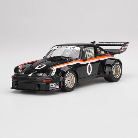 1/18 Porsche 934/5 - #0 1977 IMSA Laguna Seca 100Mi Winner Interscope Racing