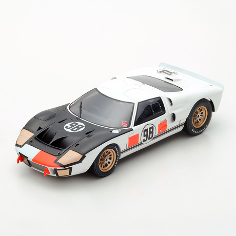1/18 Ford Mk II - #98 Winner Daytona 24H 1966 - K. Miles - L. Ruby