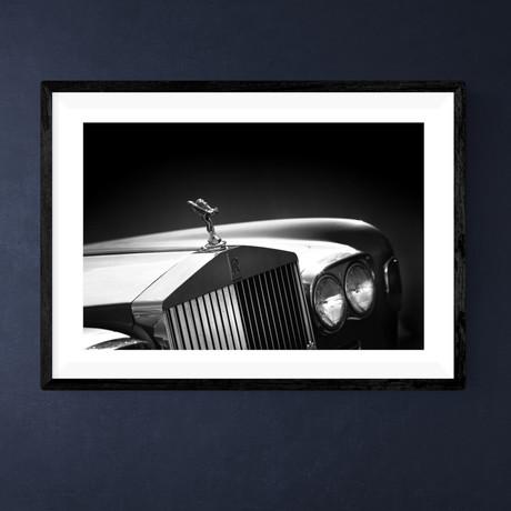 "Rolls-Royce Silver Shadow II (20""W  x 14""H)"