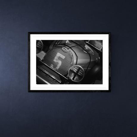 """Bugatti Type 35 (20""""W x 14""""H)"""