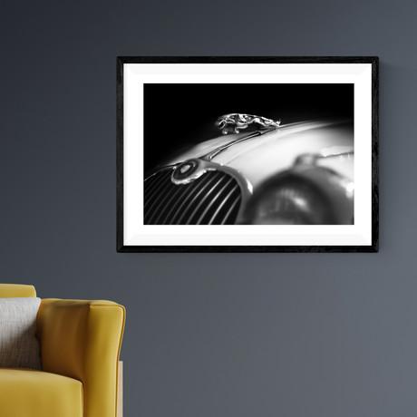 """Jaguar XK150 (20""""W  x 14""""H)"""