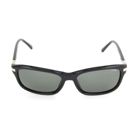 Men's SL4029M-700 Sunglasses // Black + Silver